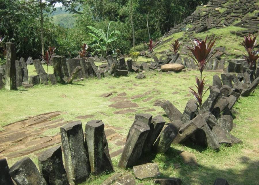 Ancient Indonesian Pyramid Gunung Padang