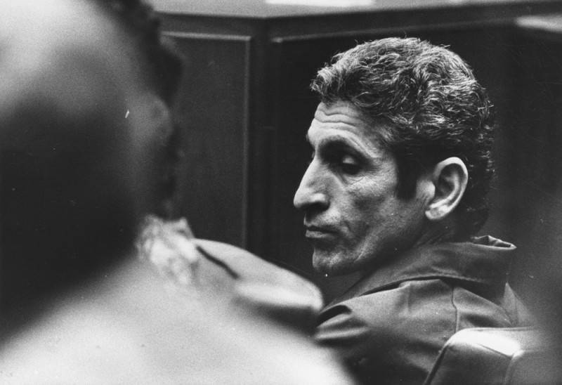 Angelo Buono In Court