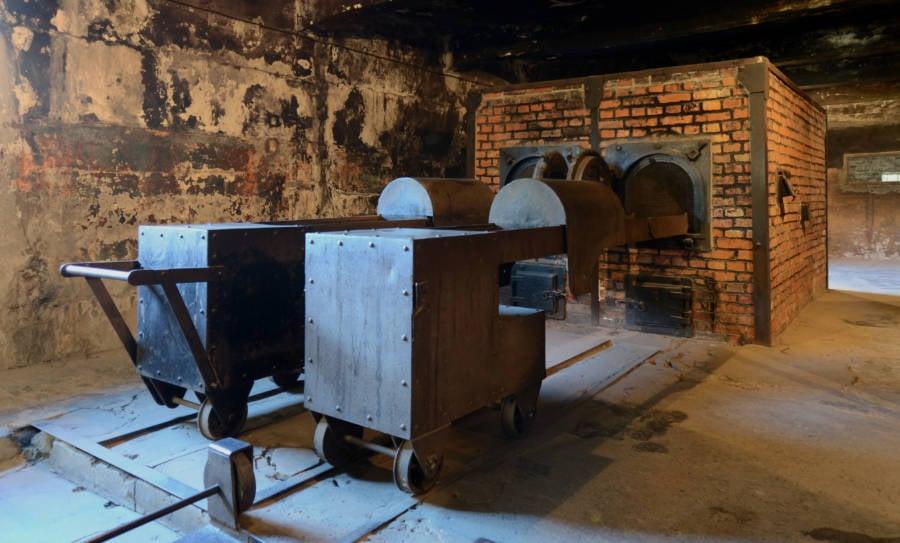Auschwitz Crematorium