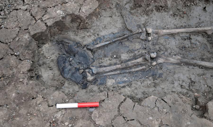 Boots Skeleton Thames