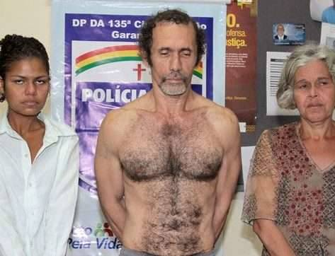 Cannibal Trio Brazil