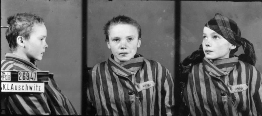 Czeslawa Kwoka Holocaust Victims Pictures