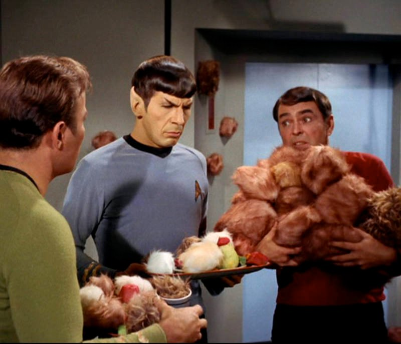 James Doohan's Missing Finger