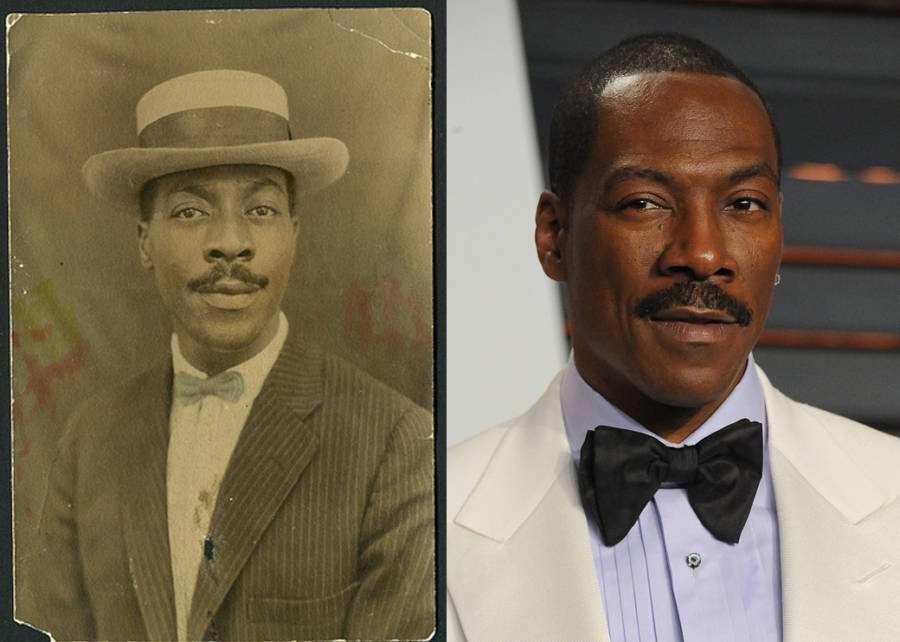 Celebrity Look-Alikes Eddie Murphy