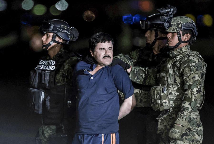 El Chapo Us Trial
