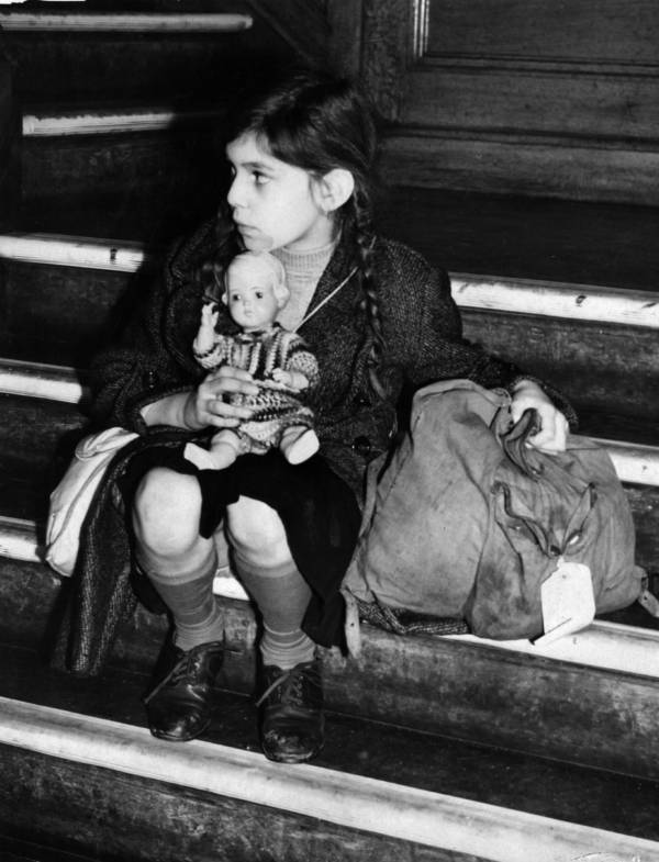First Kindertransport