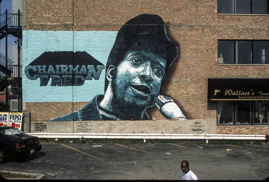 Fred Hampton Legacy