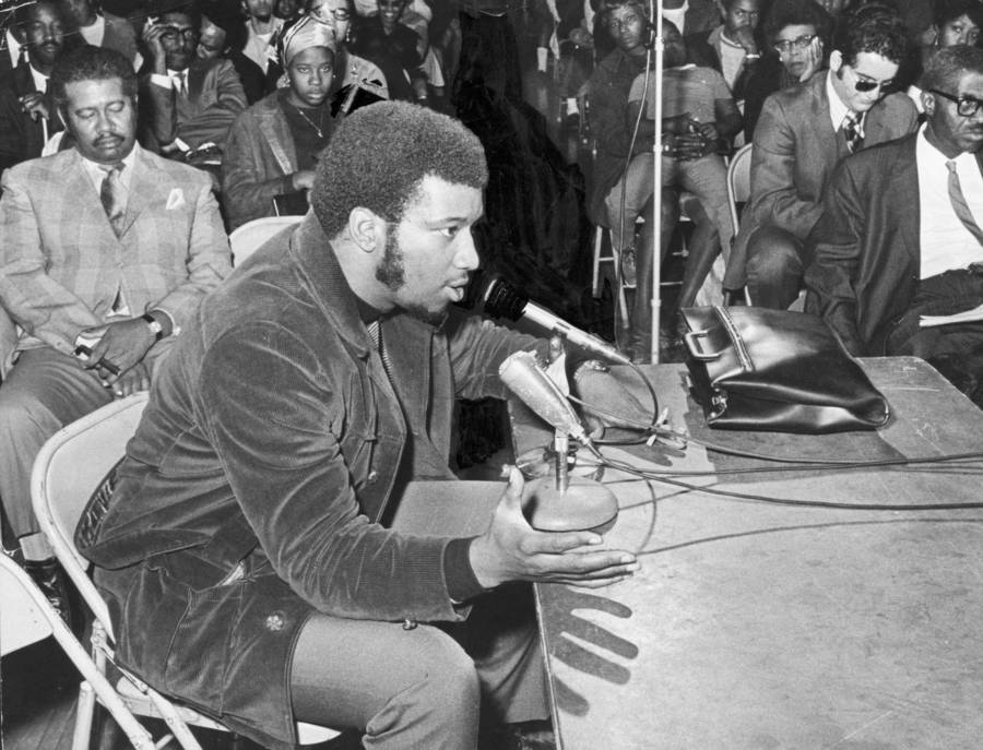 Fred Hampton Speaking