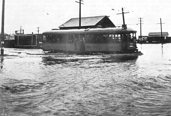 San Diego Flood Of 1916