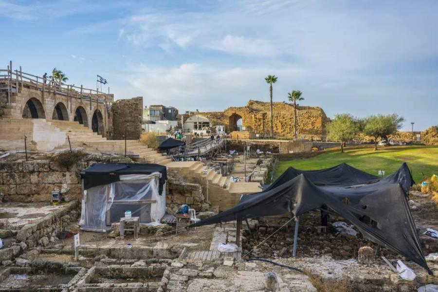 Israel Dig Site