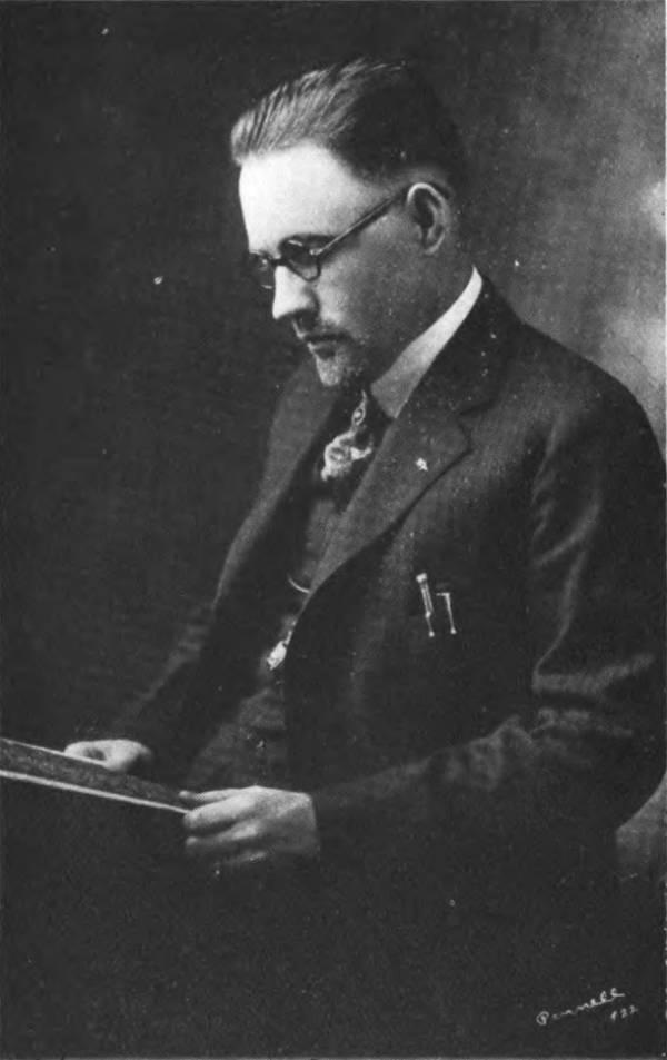 John Brinkley Reading