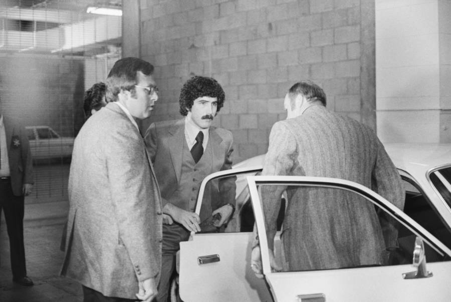 Kenneth Bianchi At Court