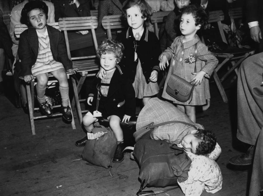 Kindertransport Jewish Refugees