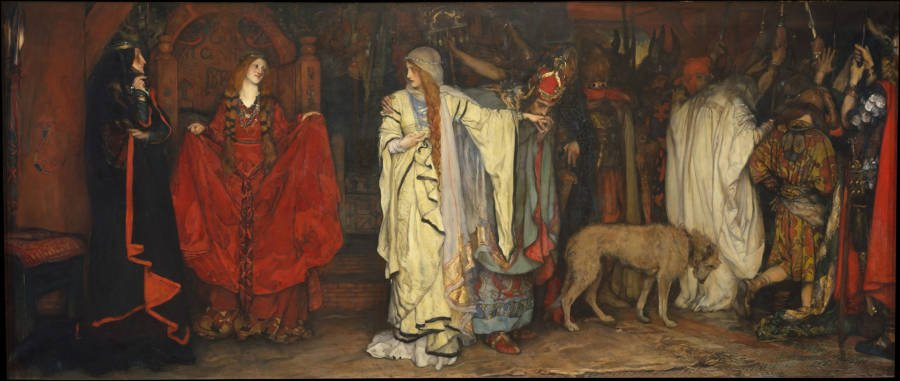 King Lear Edwin Abbey