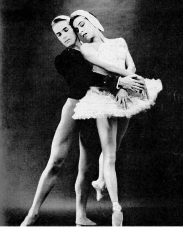Maria Tallchief Swan Lake