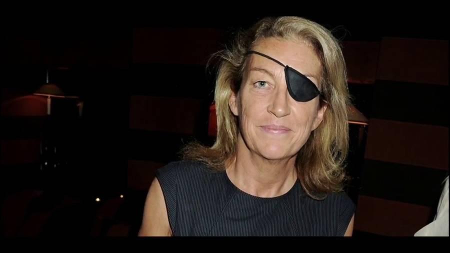 Marie Colvin Eyepatch