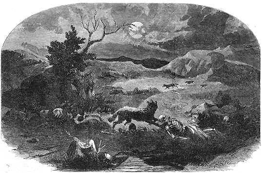 Site Of Mountain Meadows Massacre Aftermath