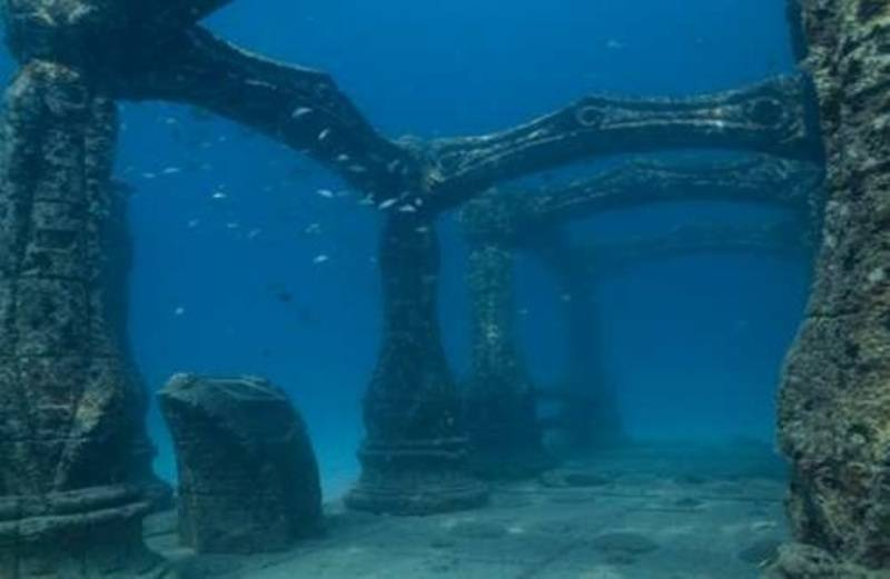 Port Royal's Underwater Roads