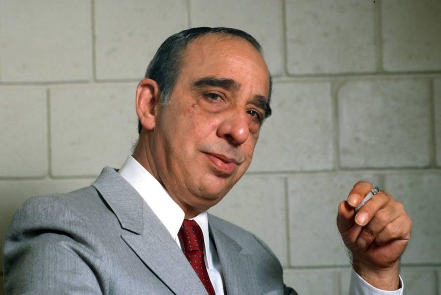 Portrait Of Carmine Persico