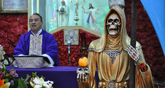 Santa Muerte: The Saint Of Death That The Vatican Tried To