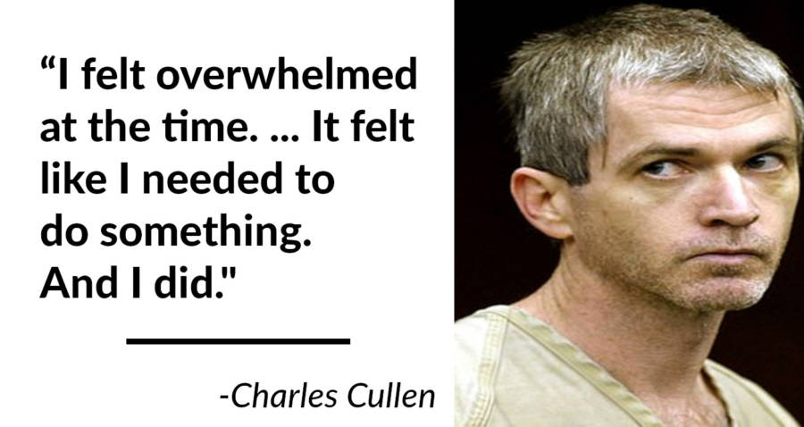 Charles Cullen Quotes About Murder