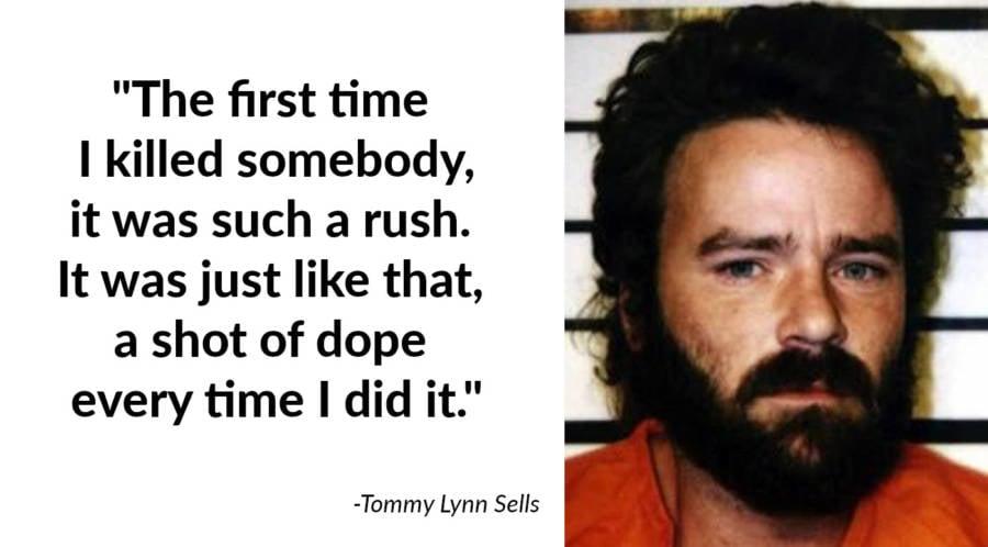 Tommy Lynn Sells