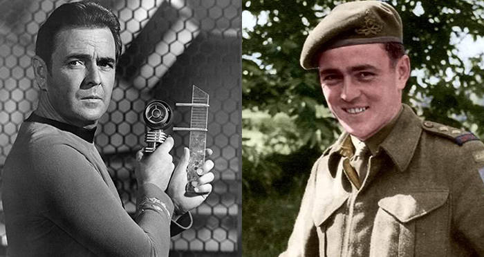 Scotty From 'Star Trek' Shot Two Nazi Snipers And Was Dubbed The Craziest Canadian Pilot In WWII