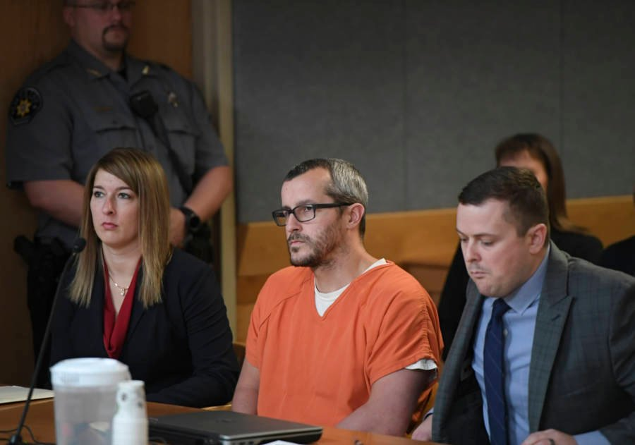 Chris Watts On Trial