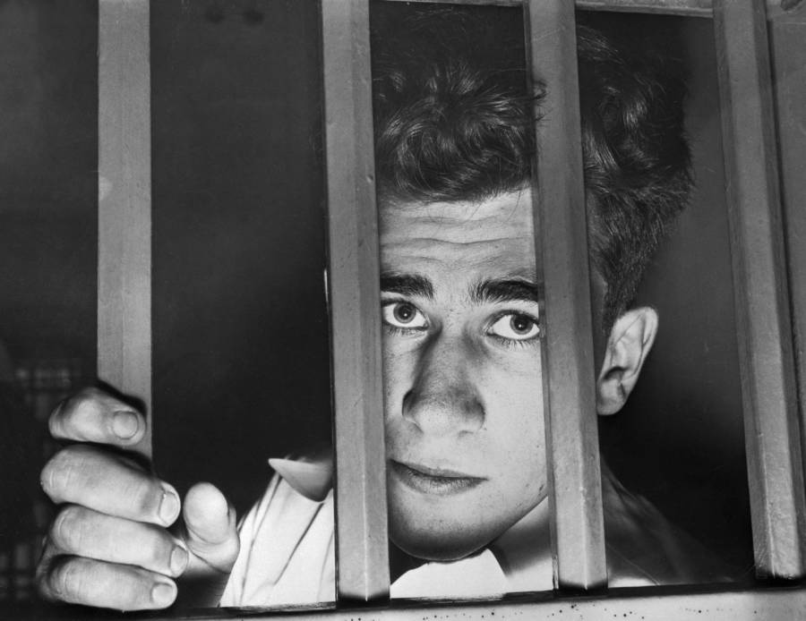 William Heirens Behind Bars
