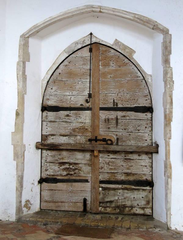 Holy Trinity Door