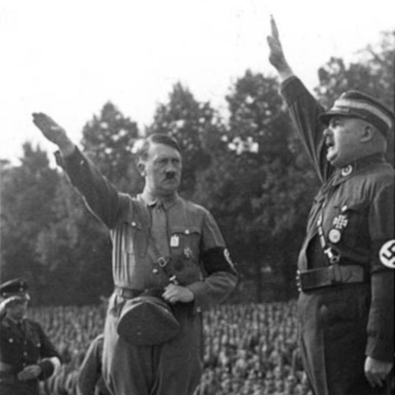Rohm And Hitler
