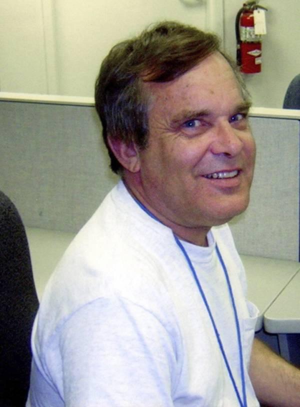 Alan Naiman Portrait