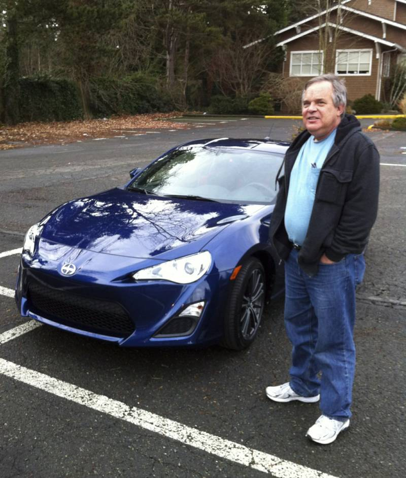 Alan Naiman Sports Car