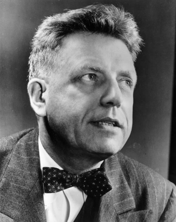 Alfred Kinsey Portrait