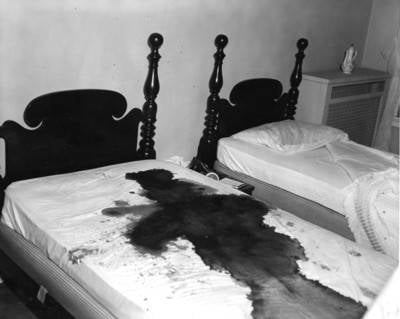 Bloody Mattress Marilyn Sheppard