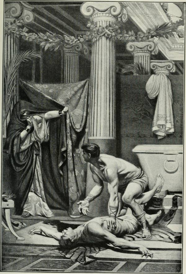 Murder Of Commodus