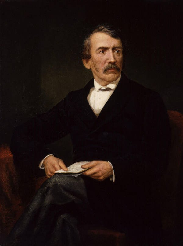 David Livingstone Painting