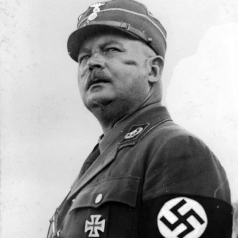 Ernst Rohm Portrait