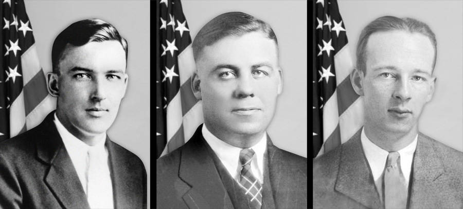 FBI Agents Slain By Baby Face Nelson