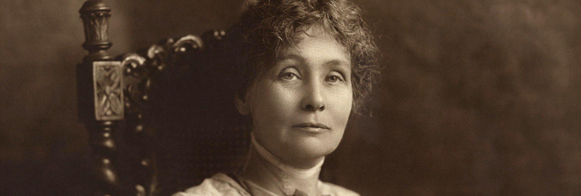 Resultado de imagen para emmeline pankhurst husband
