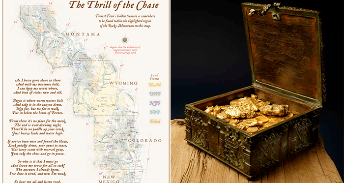 Forrest Fenn Treasure, The Elusive Cache People Are Dying To