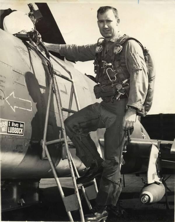 Forrest Fenn Vietnam War Veteran