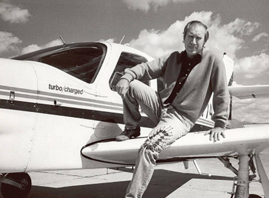 Forrest Fenns Airplane