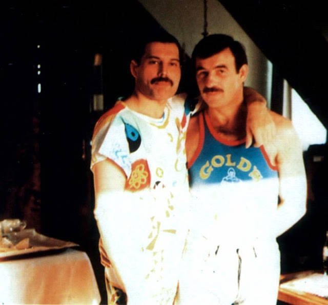 376734135011 Jim Hutton And Freddie Mercury: The Full Story Of Their Relationship
