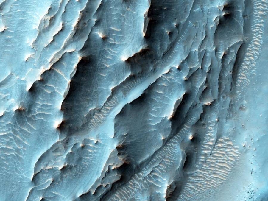 Gale Crater Floor