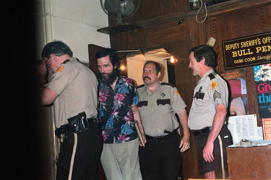 Gary Heidnik In Court