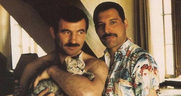 Jim Hutton And Freddie Mercury The Full Story Of Their Relationship