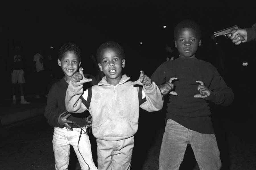 La Kids Gang 80s