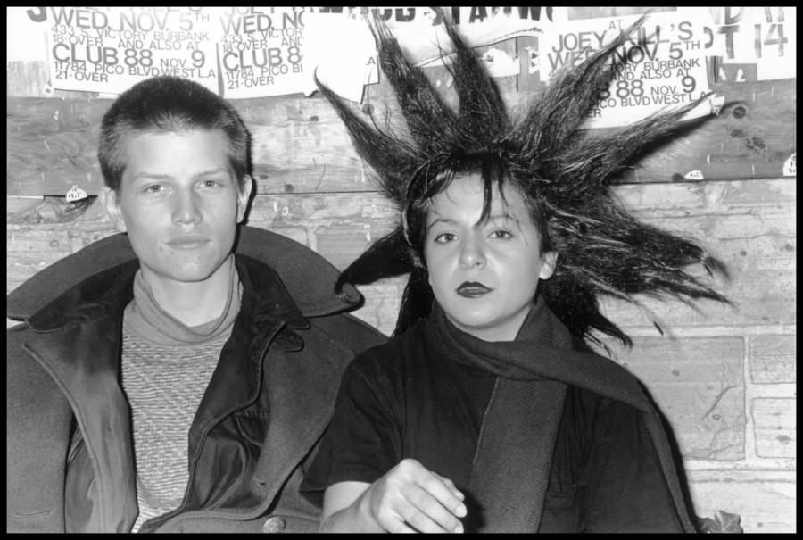 La Punkers 80s