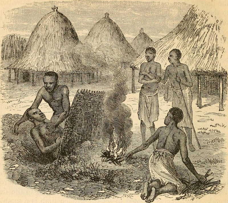 Livingstone Africa